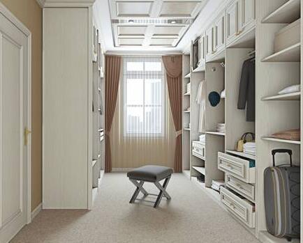 免漆板可以做衣柜吗?
