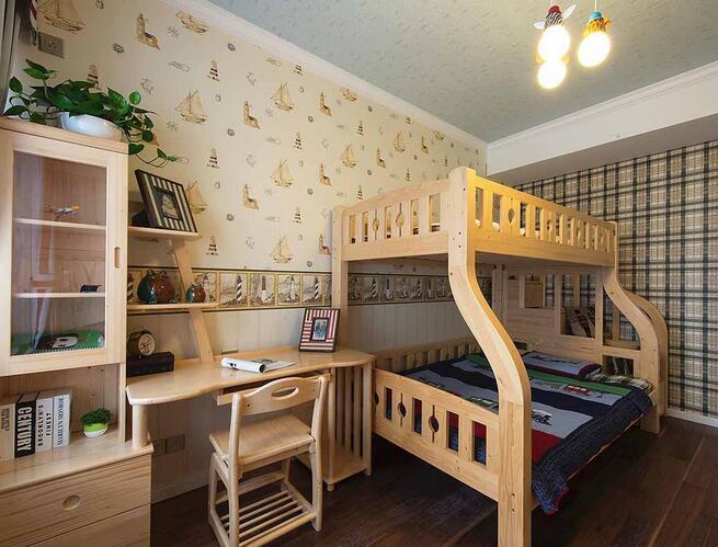 儿童房的家具该怎么选择?