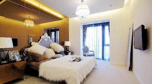 豪华公主风卧室该如何打造呢?