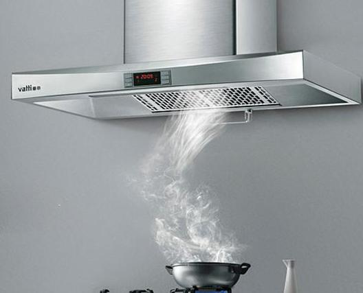 侧吸式油烟机和顶吸式油烟机哪种的更适合开放式厨房?