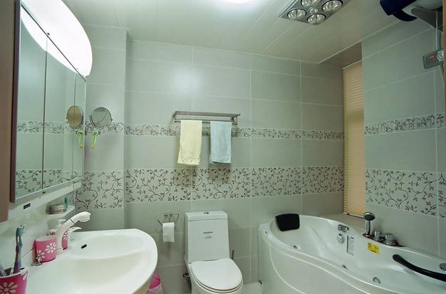 卫生间装修设计哪种格局比较合理?