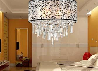 卧室的灯怎么摆有利于健康?