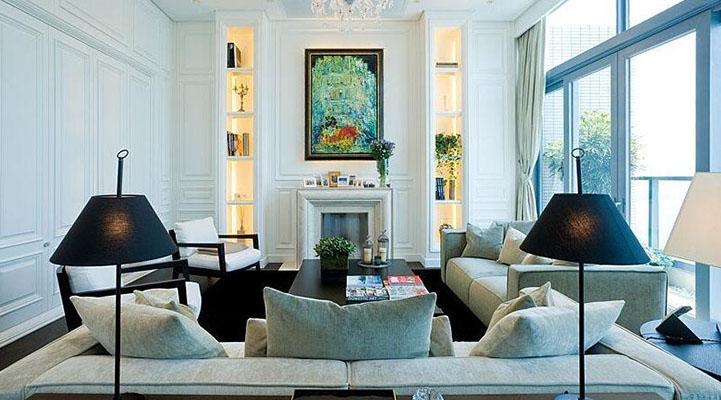 客厅里面的装饰画应该怎么选择呢?