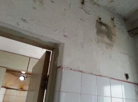 二手房装修,橱房卫生间隔断墙可不可以拆