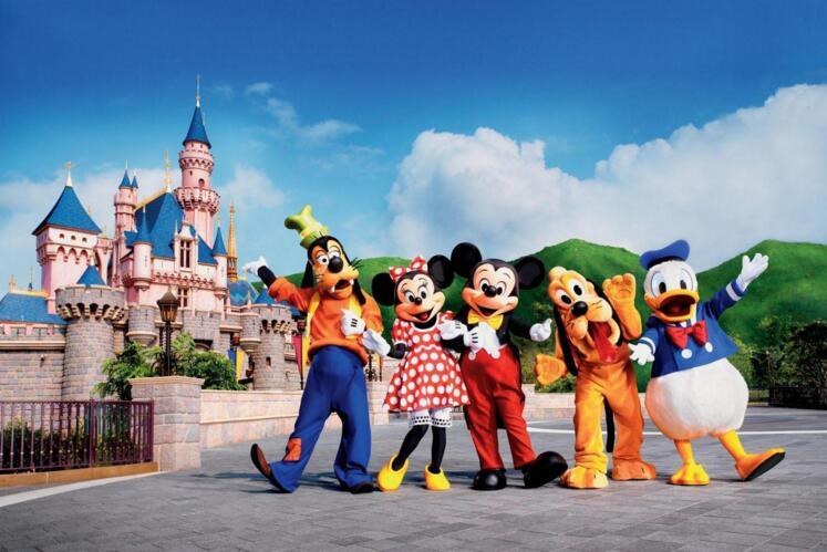 上海迪士尼乐园已经全部对外开放了吗?