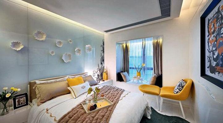 卧室飘窗的尺寸一般设计为多大?
