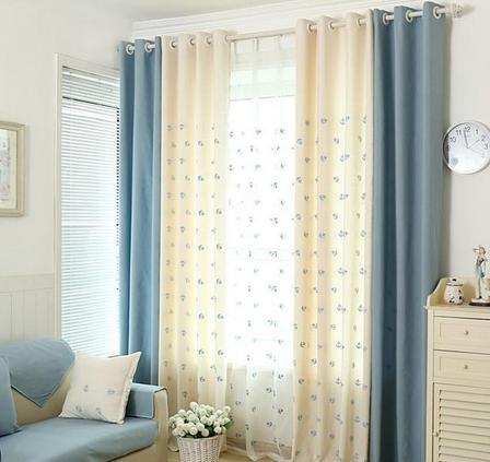 装修快要完成了想要选购窗帘,什么款式窗帘好呢?