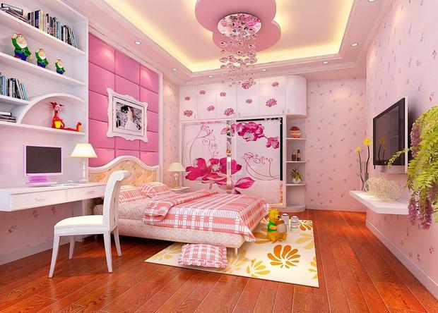 儿童房用什么材料装修墙面比较好?