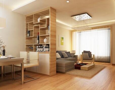 常用的客厅隔断方法有哪些?