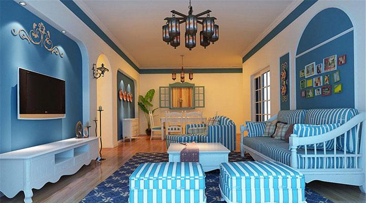 客厅可以使用欧式的水晶灯吊灯吗?