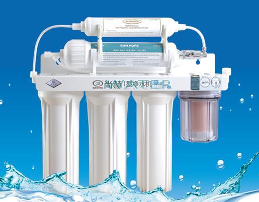 尚赫净水机价格大概多少钱一台?质量怎么样?