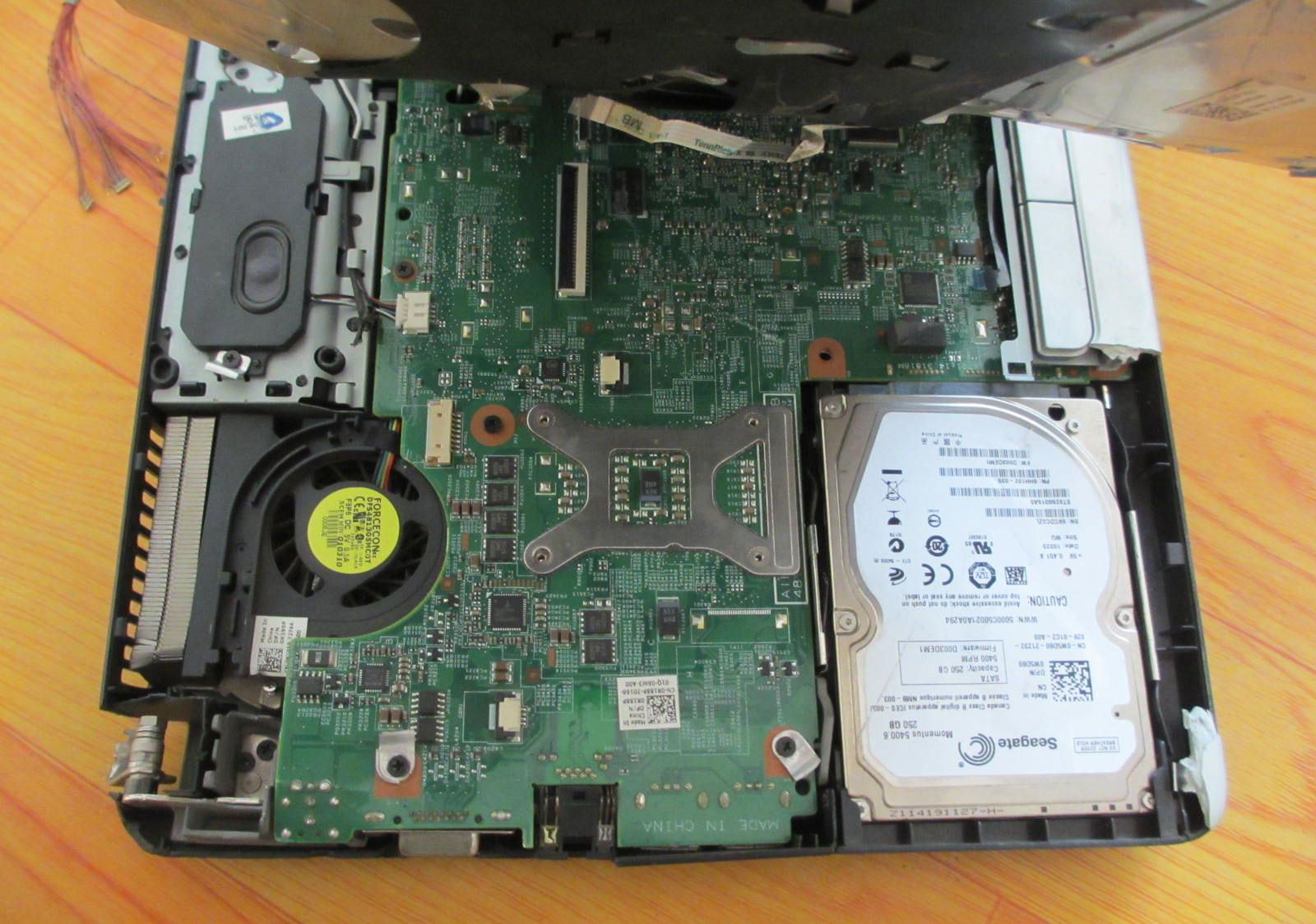 戴尔pp42l可以拆机升级CPU吗?