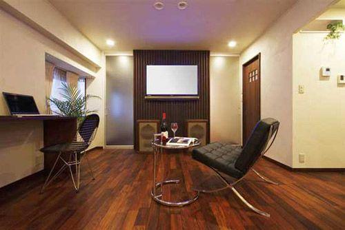 木樨地酒店公寓装修风格有什么特色嘛?