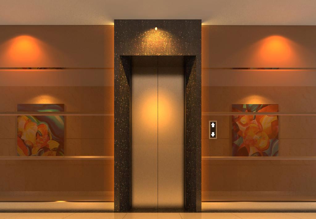 一般小区内的载客电梯的运行速度是多少?
