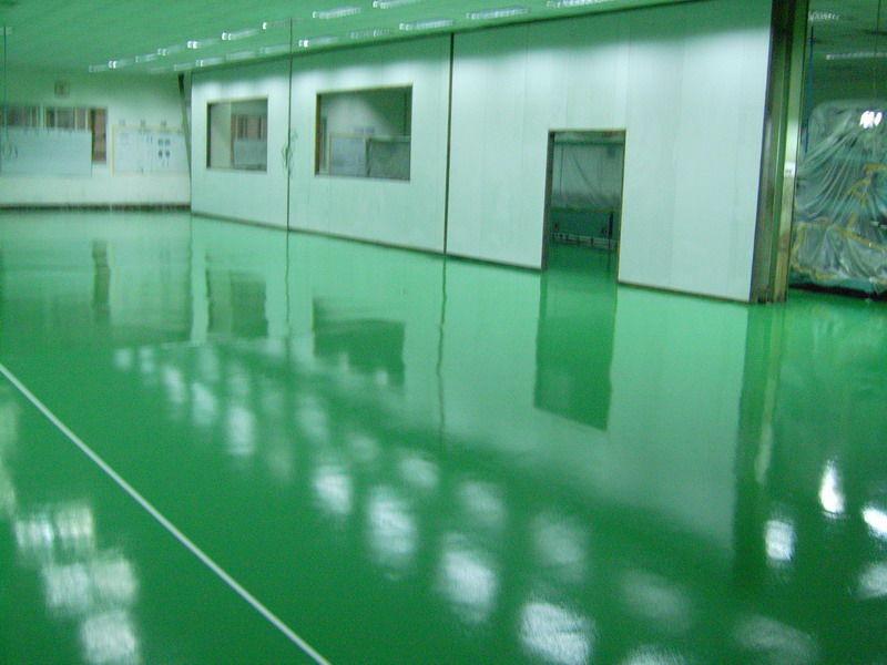 工业地板漆在施工的时候有什么事项是需要注意的吗?