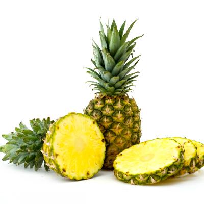 凤梨和菠萝各是什么长相的水果?老是分不清这两种水果。