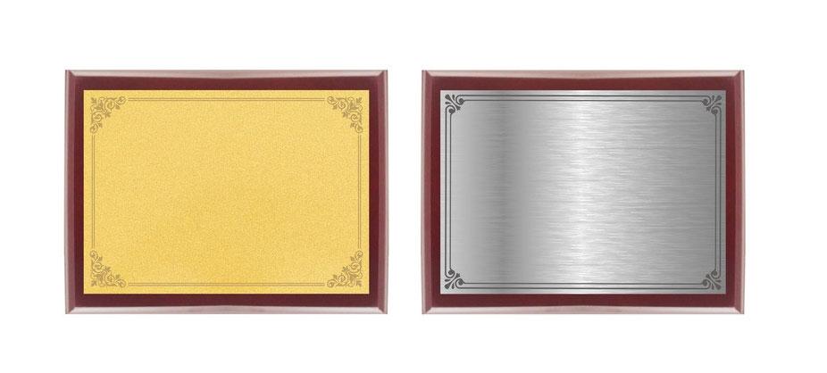 公司使用的铜质牌匾的尺寸一般都是多大的?