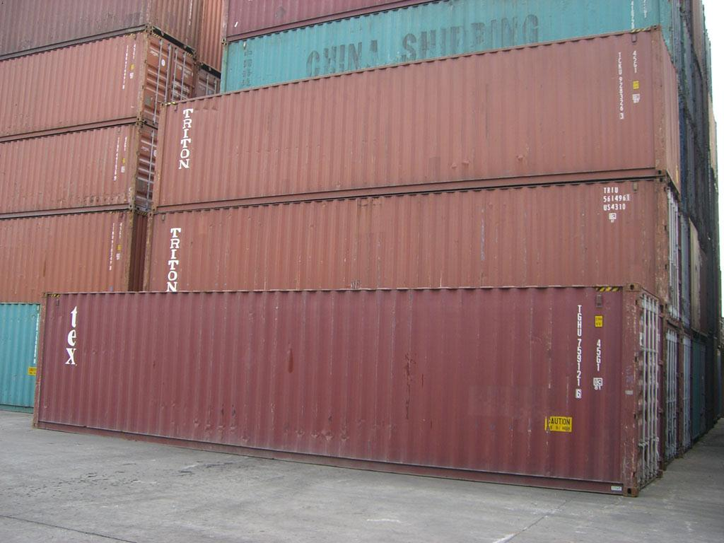 40尺集装箱内部尺寸如何换算?