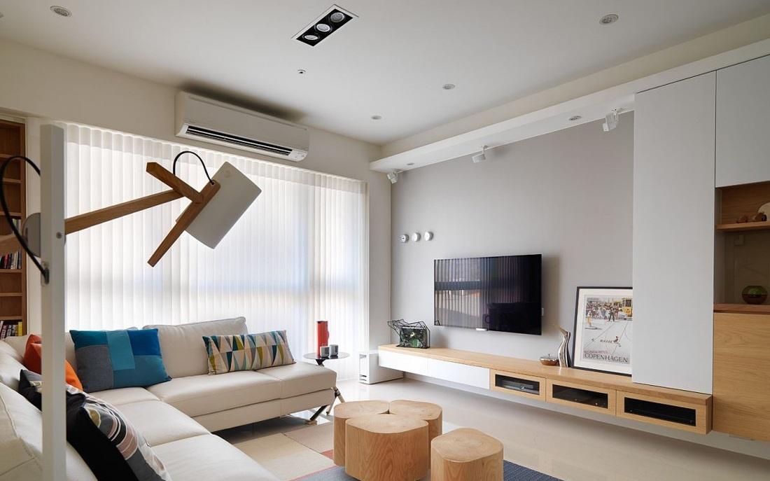 客厅的电视柜有高度吗?