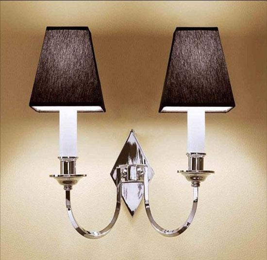 家用壁灯安装高度多少合适?