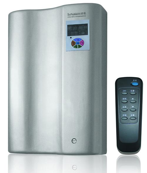 电采暖壁挂炉如何安装?