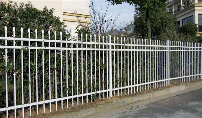 路边的安全护栏高度谁知道的?