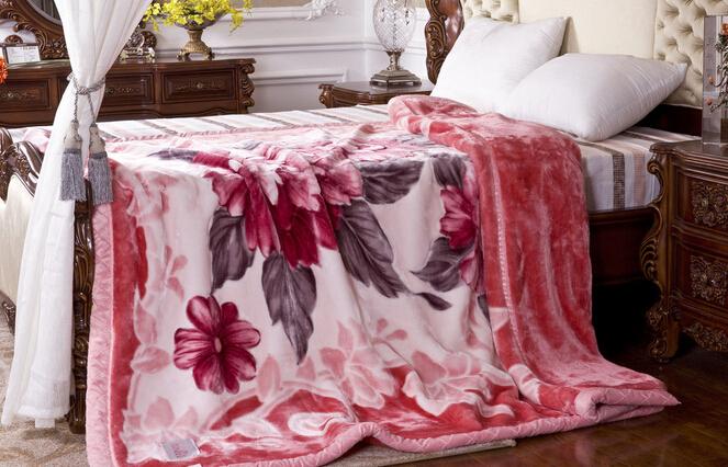 法兰绒和珊瑚绒的毛毯有什么区别?