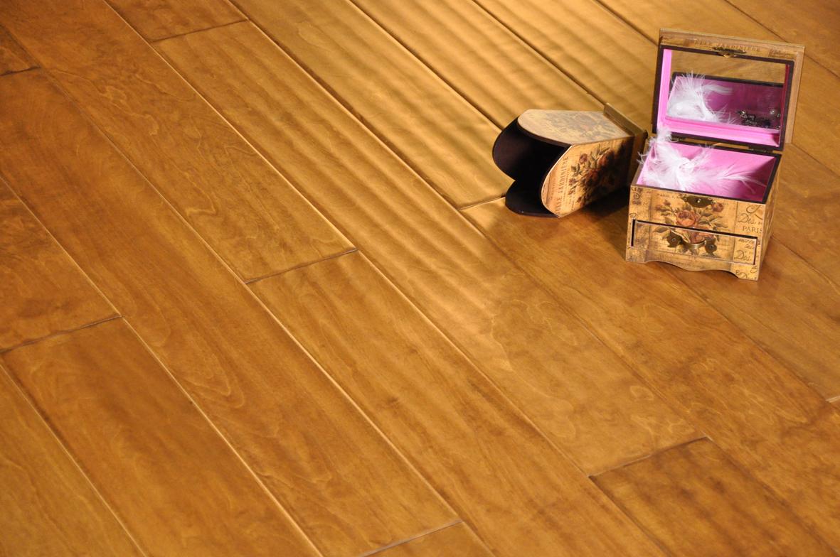 地板起拱后如何维修比较好?