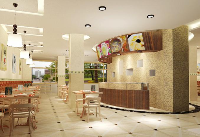餐饮店什么样子的装修风格比较好呢?