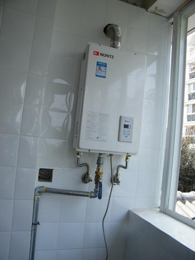 热水器标准的安装高度是多少?