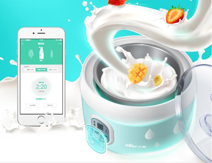 智能酸奶机如何使用谁知道的?
