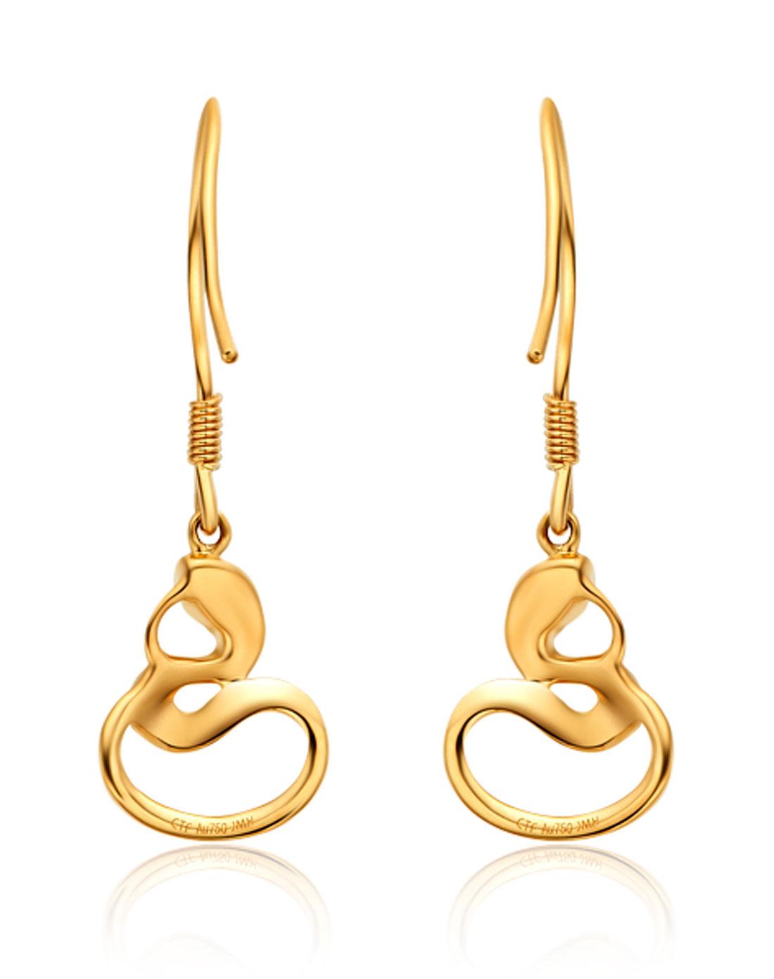 不同品牌的金耳环价格差别大吗?