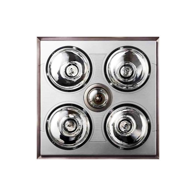 浴霸功率低能省电吗?