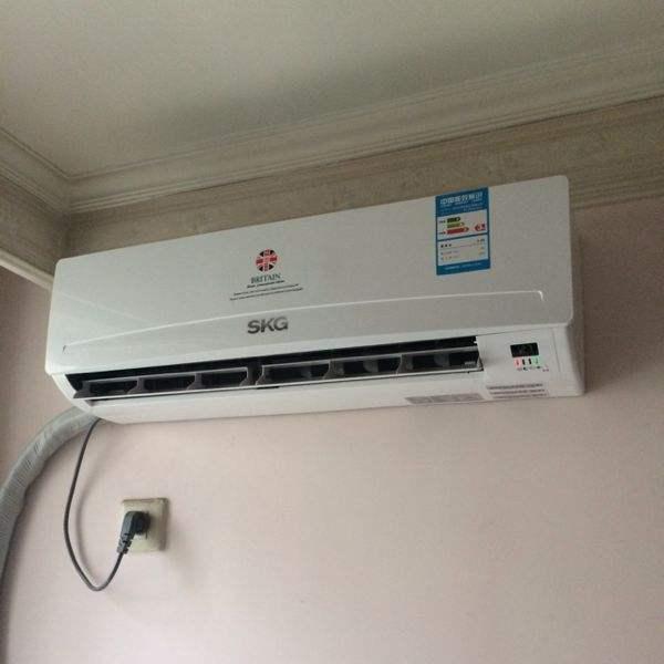 壁挂式空调管道如何隐藏?