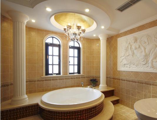 卫浴间吊顶
