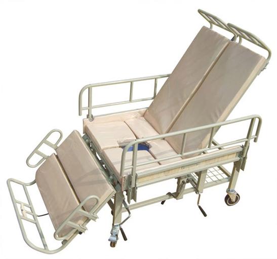多功能护理床的功能与特点