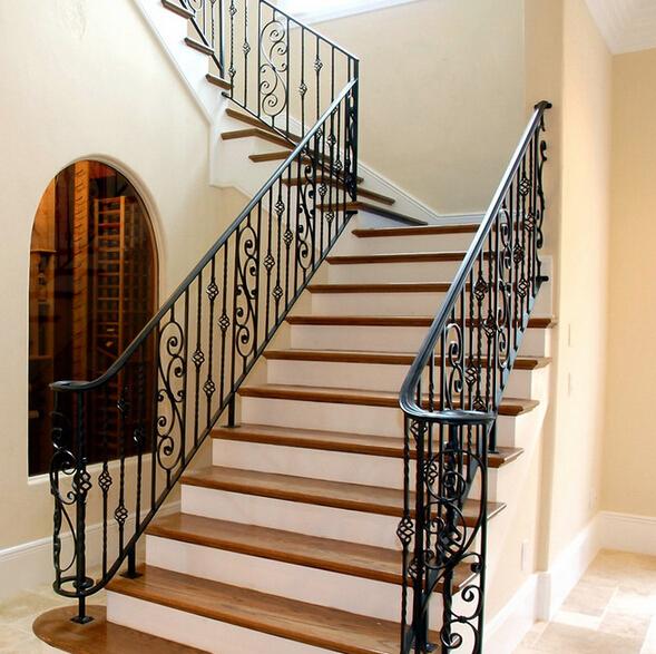 铁艺楼梯的价格及保养