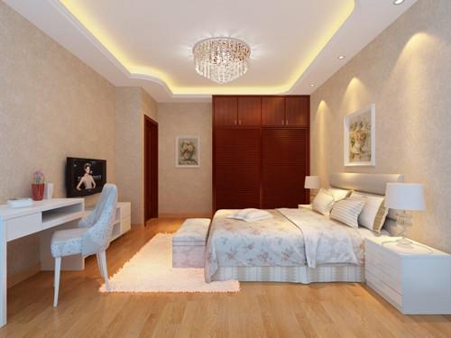 卧室装修格局