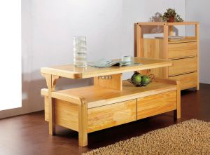 如何选择和养护松木家具?