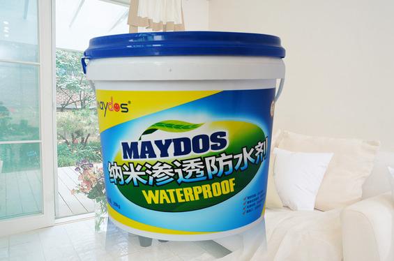 建筑防水涂料常见有几种分类