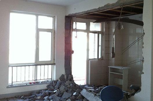 家庭装修房屋拆改注意事项总结