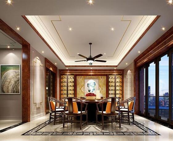 中式风格特点及元素 中式风格设计说明 中式风格装修案例