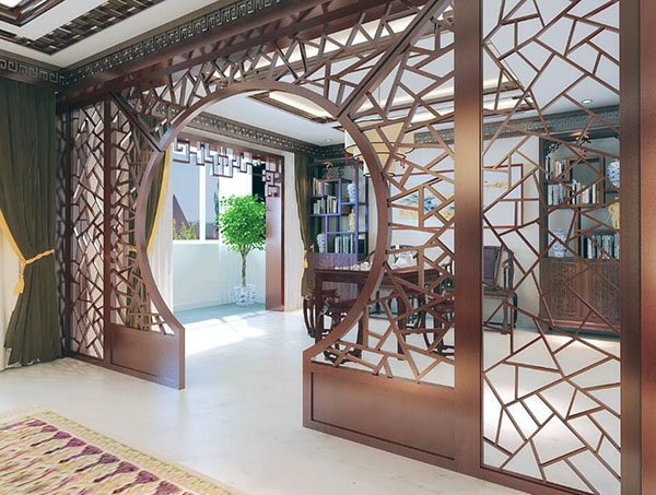 中式古典风格特点 中式古典风格设计说明 中式古典风格装修设计方案
