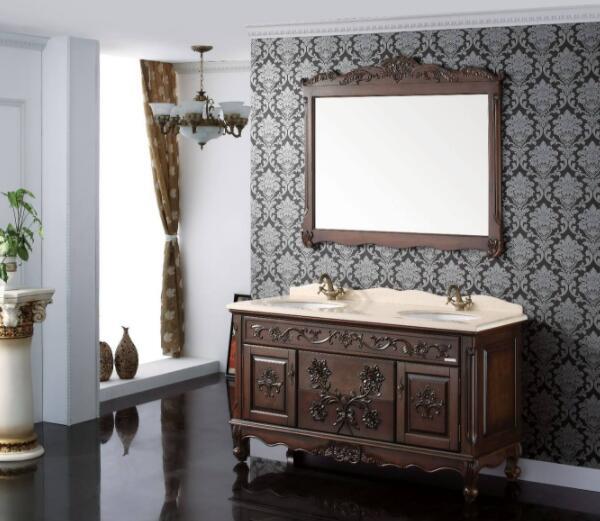 浴室柜安装