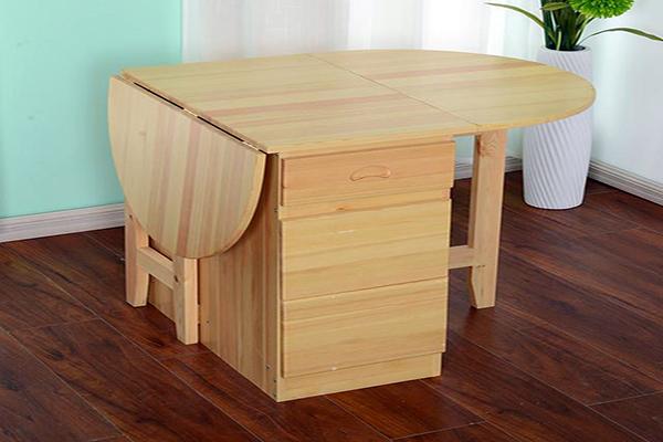 家用折叠餐桌