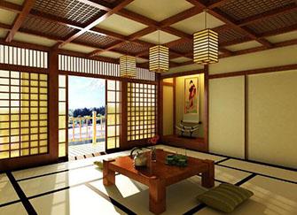 日本和式风格