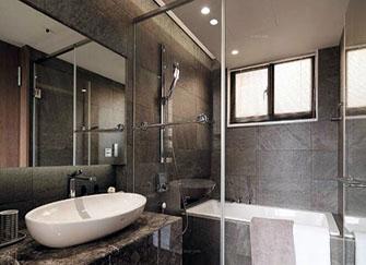 日式风格卫生间设计