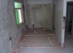 家装水电安装验收