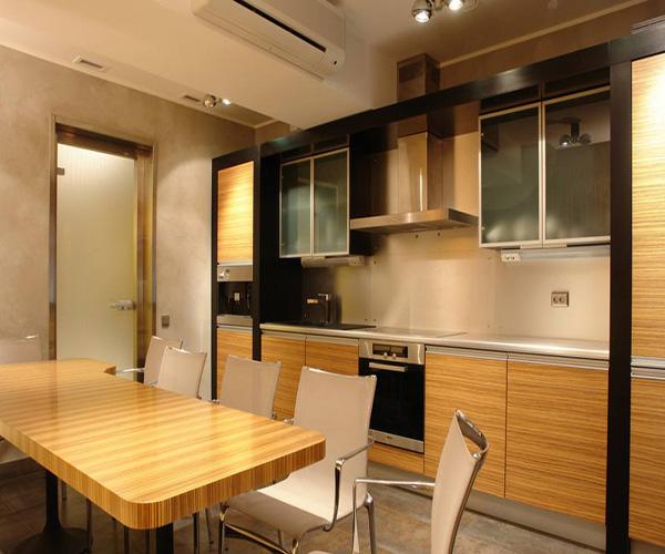 暗厨房设计