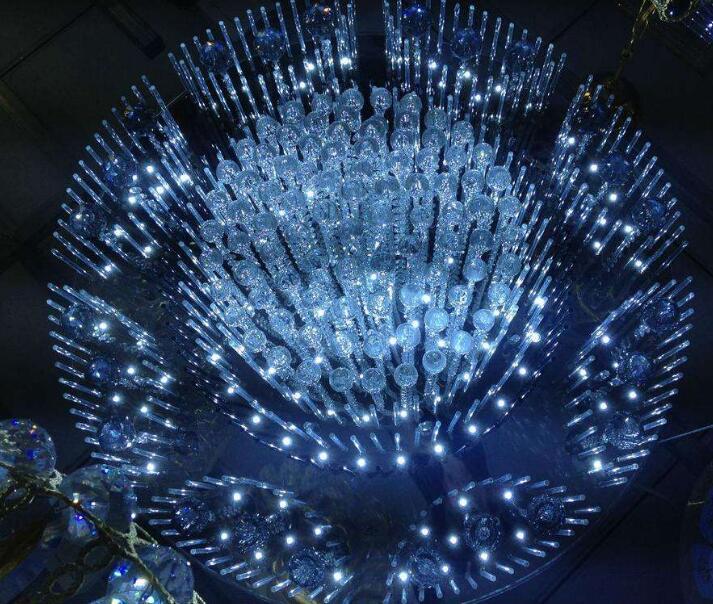 低压水晶灯